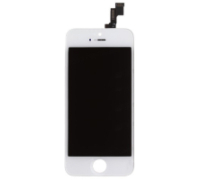 IPhone 5s lcd+touch white - black